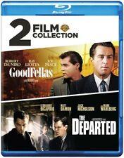 Goodfellas/Departed [New Blu-ray] 2 Pack