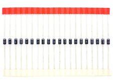 20x 1N4937 Diode 1A/600V schnell 200ns  (1N4937RL,Dioden,Gleichrichter)N473