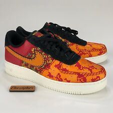 NEW Nike Air Force 1 Low '07 Premium 3 CNY Chinese New Year AT4144-601 Men 11.5