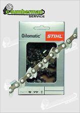 "15"" Genuine Stihl Chainsaw Chain  3/8"" 1.6mm(063"") 56 DRIVE LINKS MS380, MS391"