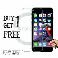 Tempered Glass 100% Clear Film Screen Protector for Iphone 7 Mobile Phone