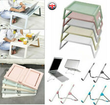 Laptop Stand Tray Portable Fold Desk Computer Table Sofa Notebook Breakfast Bed
