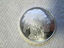 2016 AMERICAN BUFFALO .999 FINE SOLID SILVER{ ONE TROY OUNCE}