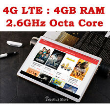"""NUEVO TECA 806S 4G LTE 2.6GHz OCTA CORE 4GB-RAM 32GB 10.1"""" ANDROID 5.1 TABLET a"""