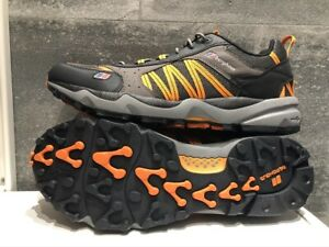 Berghaus Augury Tech Shoe - Grey/Orange - UK13