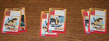 LOT OF 2 NEW SEGA INITIAL D 2 PLAYER'S CARDS FOR DRIVING ARCADE GAMES