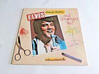 Elvis Presley Sings For Children & Grownups Too LP 1978 RCA Vinyl Record