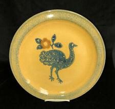 "Pfaltzgraff Mafa America/Americana* Ostrich* 12"" Round Charger Plate #1*"