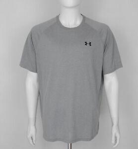 Herren Under Armour  Top T-Shirt  Heat Gear Gr. XL Perfekt