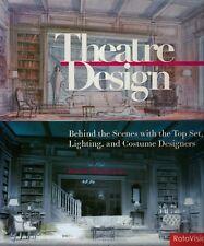 Babak A. Ebrahimian THEATRE DESIGN (2006) lighting costume set