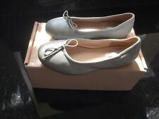 girls ballerina shoes size UK 10