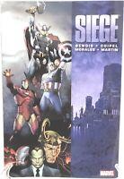 Siege Brian Michael Bendis Olivier Coipel Marvel Comics TPB Paperback New