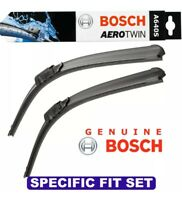 Ford Focus 2011 Onwards Bosch Aerotwin A640S Front Windscreen Wiper Blades