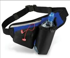 Sports Bum Bags/Waist Packs for Men with Bottle Pocket