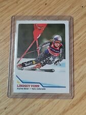 Lindsey Vonn RC Sports Illustrated SI Kids Rookie Card #369 USA Olympics 2009