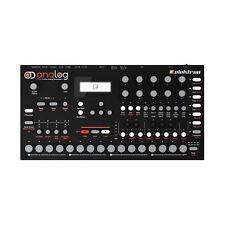 Elektron Analog Four - 4 Voice Analog Synthesizer Analog 4 USED MINT! w/ all