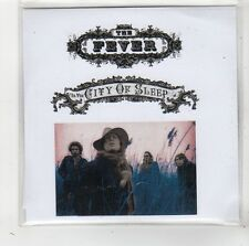 (FW220) The Fever, In The City Of Sleep - DJ CD