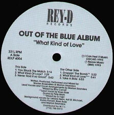 OUT Of THE BLUE - What Kind Of Love - Rey-D - RDLP 4004 - Usa