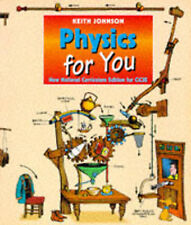 Physics for You: New National Curriculum Edition for GCSE-ExLibrary