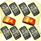 10X 12V DC RED / AMBER Side Light LED Marker Trailer Truck Turn Clearance Lamp