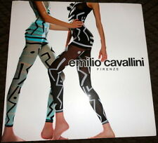 Emilio Cavallini 2011 Summer catalog lingerie stockings panty hose hosiery