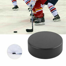Cw_ Ice Hockey Puck Ball Blank Ice Official Regulation Rubber Sport Tool Accesso
