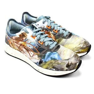 NWT Asics Vivienne Westwood HyperGel Lyte Artwork Print Men's Sneakers AUTHENTIC