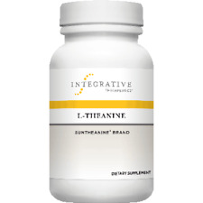 Integrative Therapeutics - L-Theanine 100 mg 60 vegcaps