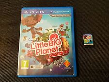 ***LITTLE BIG PLANET LBP - PS VITA GAME - GREAT CONDITION!***