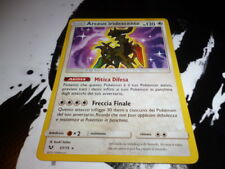 POKEMON ARCEUS IRIDESCENTE LEGGENDE IRIDESCENTI 57/73- in ITALIANO RARA