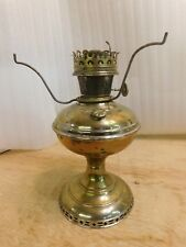 Vintage Brass Aladdin Kerosene Oil Lamp for Parts or Repair (A)