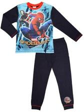 Pyjamas robes multicolores pour garçon de 2 à 16 ans