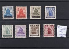 STamps Portugees India 1951  Mi 471-479 (-476)