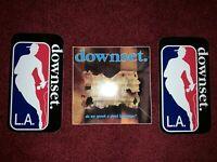 Downset. Do We Speak A Dead Language 3 sticker set 1996 Rage Against The Machine