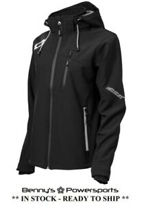 Closeout Castle X Women's Barrier G2 Tri-Lam Jacket 4-Way Stretch Soft Shell