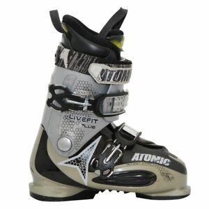 Chaussure de ski occasion Atomic live fit plus gris - Qualité A - 46/29.5MP