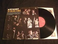 THE ROLLING STONES - Got Live If You Want It! - Orig. MONO Vinyl 12'' Lp./ Rock