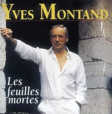 Yves Montand - Les Feuilles Mortes [New CD]