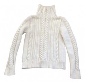 Balmain Wool Knit Jumper Size M