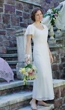 "NWT NEW April Cornell Enchanting ""Angelica"" Dress Wedding Bridal M"