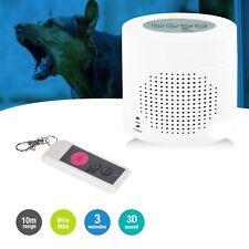 Motion Activated Barking Dog Intruder Burglar Deterrent Security Device Alarm
