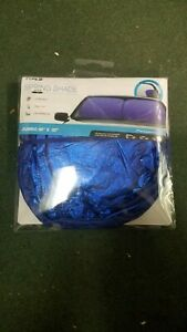 """Type S Spring Shade Jumbo 68""""x32"""" Blue New-see fit chart in pics"""