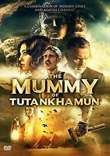 The Mummy of Tutankhamun (DVD, 2017)