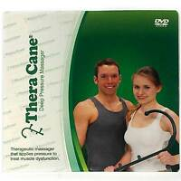 Theracane Instructional DVD Covers TheraCane Benefits, Proper Uses & Precautions