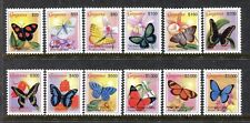 Guyana 3780-3791, MNH, Insects  Butterflies 2003. x28311