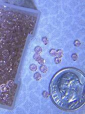 24 pcs Swarovski 3mm VINTAGE ROSE Bicone Faceted Beads