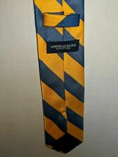 American Eagle Outfitters Ties Cravate Yellow