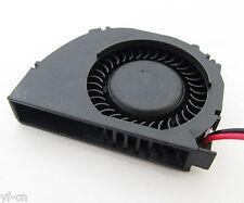 1pc Brushless DC Cooling Blower Fan 40mm 4010S 50x40x10mm 5V 12V 24V 2pin Fan