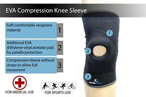 Body-plus Compression Knee Support: Elastic Sleeve for Sports Running Joint Pain