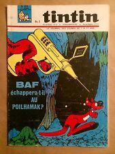 LE JOURNAL DE TINTIN - 894 : 9 décembre 1965